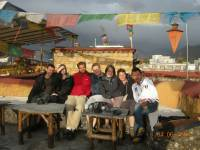 Our-French-Group-Trekking-to-Mt.Everest-from-Old-Tingri  » Click to zoom ->
