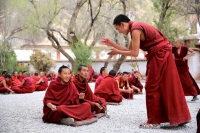 Sera Monastery ,Monks Debate  » Click to zoom ->
