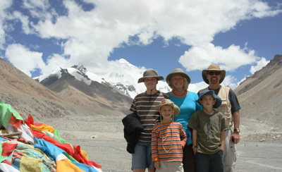 Tibet Family Vacation Tours 5 Itineraries