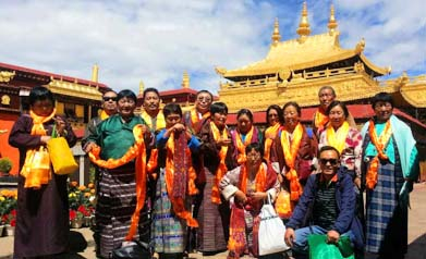 Tibet has adopted multiple measures to promote the rapid recovery of tourism