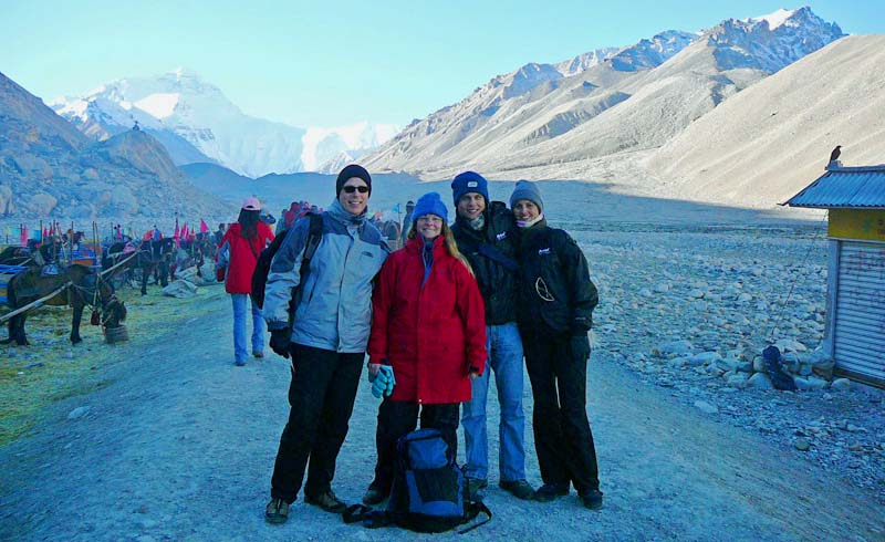 Top 2: 8 Days EBC Tour-Famous Small Group Tour of Tibet