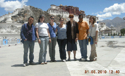 5 days Lhasa  to Nepal-Overland Budget Tour-No EBC