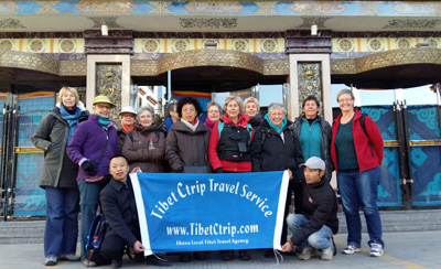 Top2: 4 days Lhasa Highlight Impression Tour