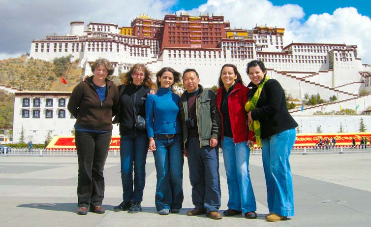 Top1 A: 4 Days Lhasa Highlights Tibet Group Tour With Hotel