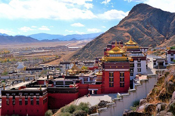 Private Lhasa one Day Tour to see Drak Yerpa Hermitage Monastery