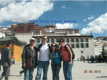 Private One Day Tibet Tour-Lhasa Day Trip