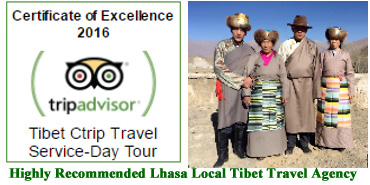 Highly Recommended Tibet Lhasa local Travel Agency