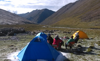 10-12 days Ganden-Samye Trekking-Privately