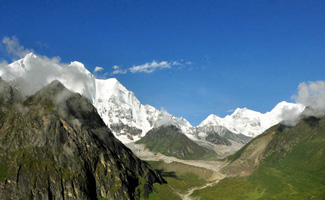 16-17 days Amazing Tibet Kharta Valley trekking Adventure