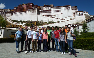 Small size Budget Tibet Tours 2016