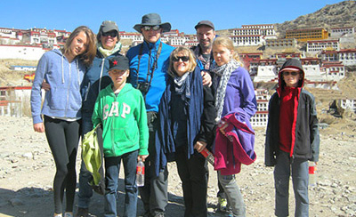 4-5 Days Comfortable Tibet Family tour: Lhasa Excursion 2019