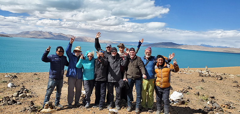 Join small size quality group tours of Tibet