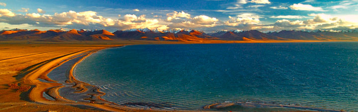 Namtso Lake Overview
