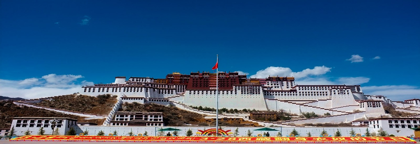 1 day Lhasa must see tour site-Potala Palace, Jokhang Temple, Barkhor streets