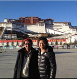 Tibetan-guide-Tenzin-Gelek-with-Father