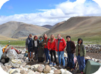 Tibet Trekking with Local Tibet travel Agency TCTS