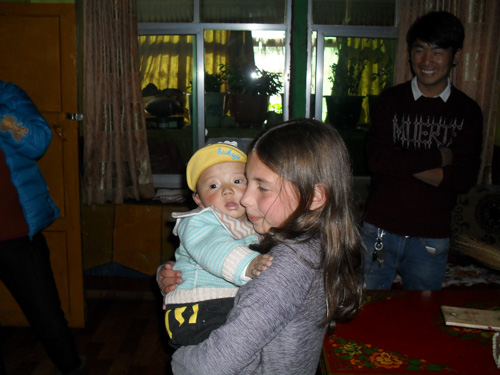 Tips about Traveling with Children to Tibet