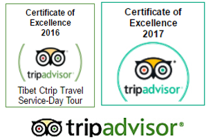 Tibet Ctrip Travel Service on TripAdvisor and Viator
